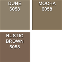 PS25-6058RUSTICBROWN